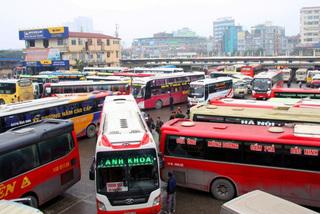 Hà Nội bác đề nghị của Ninh Bình lùi thời hạn điều xe khách