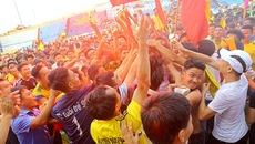 Nam Định vừa lên hạng đã nhận án phạt từ VFF