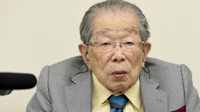 bác sĩ Nhật, bác sỹ 105 tuổi, sống lâu, sống thọ, người Nhật
