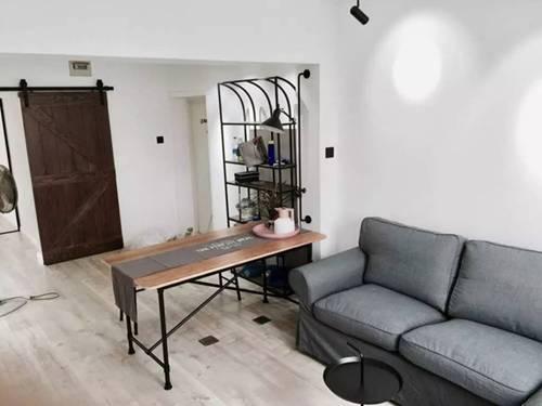 nhà đẹp, căn hộ 45m2, trang trí căn hộ, cải tạo căn hộ cũ