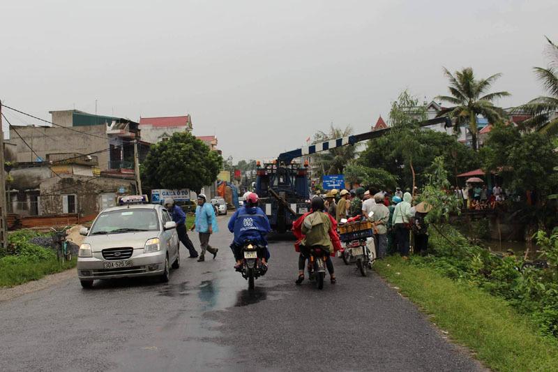 tai nạn, tai nạn giao thông, Hải Dương,tai nạn giao thông mới nhất