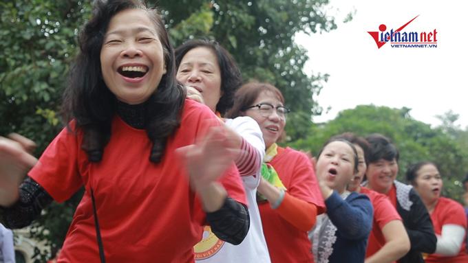 già hoá dân số, người già, dân số Việt Nam, người cao tuổi