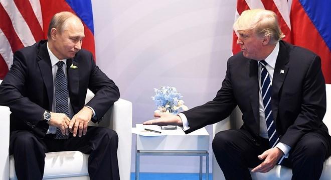 Donald Trump, Putin, Vladimir Putin, Tổng thống Mỹ, Tổng thống Nga