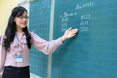 Quy định mới về định mức người làm việc trong trường phổ thông