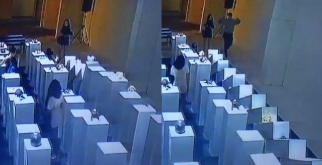 Nữ sinh Trung Quốc selfie trong triển lãm Mỹ làm vỡ tác phẩm 4,5 tỷ đồng