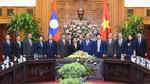 Thủ tướng tiếp Phó Chủ tịch nước CHDCND Lào