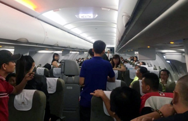 cấm bay, Cục hàng không Việt Nam, hành khách đi máy bay