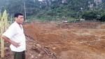 Cơn sốt ở Hòa Bình: Xẻ đất ruộng đào vàng