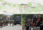 Trung Quốc điều khí tài hạng nặng, đòi Ấn Độ rút quân