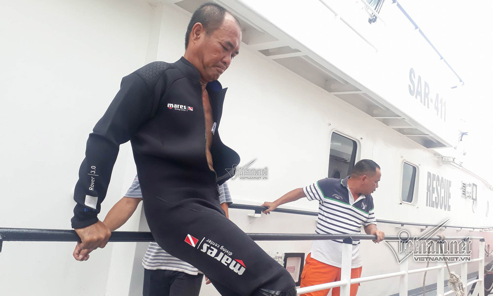 thuyền viên, Nghệ An, thuyền viên mất tích, Cửa Lò, chìm tàu