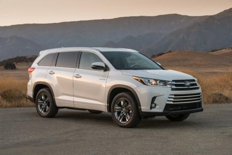 Những mẫu SUV tiết kiệm nhiên liệu nhất hiện nay