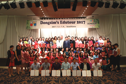 Trải nghiệm mô hình giáo dục mầm non tại Hàn Quốc