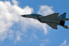 """""""Siêu phi cơ' MiG-35 của Nga trình làng ấn tượng"""