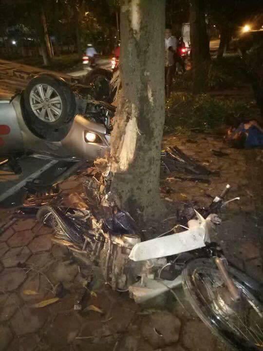 tai nạn, tai nạn giao thông, tai nạn chết người, Hà Nội