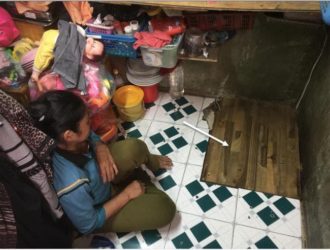 hoàn cảnh khó khăn, TP.HCM, nhà nghèo
