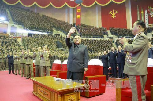 Triều Tiên, tên lửa Triều Tiên, ICBM, Mỹ