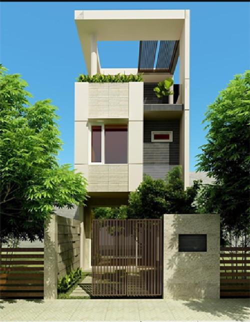nhà đẹp, mẫu nhà ống đẹp, thiết kế nhà, nội thất