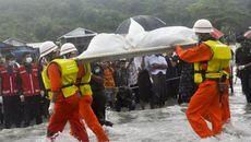 Công bố nguyên nhân máy bay Myanmar chở 122 người rơi xuống biển