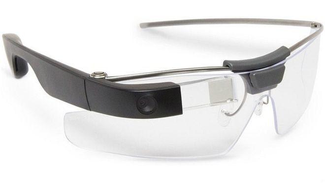 Kính thông minh Google Glass tái xuất