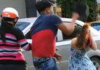 Khởi tố thanh niên đập mũ bảo hiểm vào đầu cô gái sau va chạm giao thông