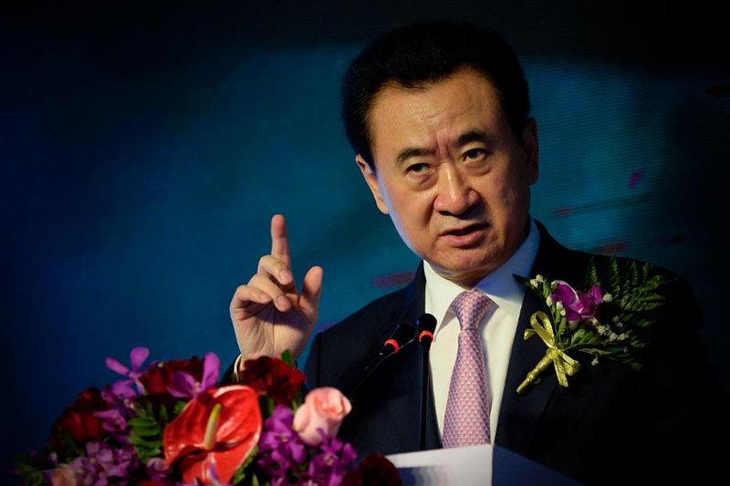 Trung Quốc,một vành đai một con đường,tỷ phú Trung Quốc