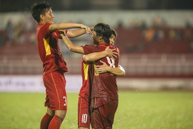 Công Phượng, HLV Hữu Thắng, U22 Việt Nam, Vòng loại U23 châu Á