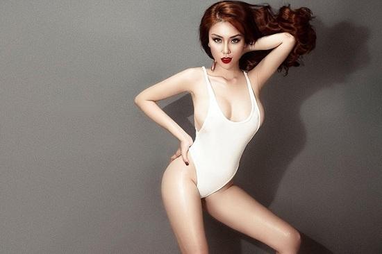 Nữ DJ sắp cưới ca sĩ Khắc Việt quá nóng bỏng