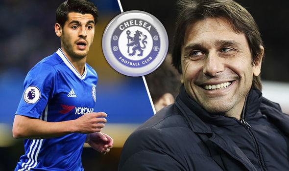 Chelsea nổ 'bom tấn' Morata, sếp bự MU họp gấp Mourinho