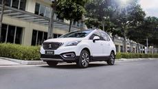 Ra mắt Peugeot 3008 phiên bản mới