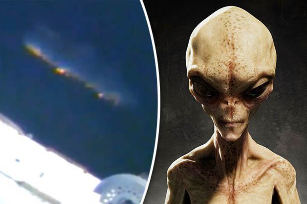 Phát hiện phi thuyền khổng lồ người ngoài hành tinh giám sát Trái đất?