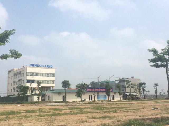 5 bộ 'soi' dự án Cienco5: Điểm mặt dự án Thanh Hà