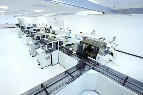 MEDLATEC tiên phong đầu tư đồng bộ hệ thống Automation