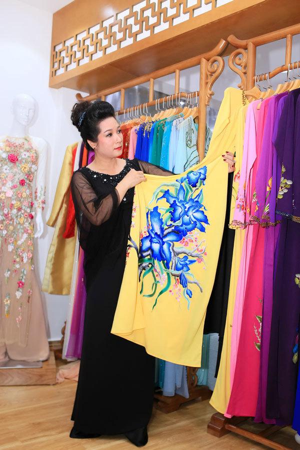 Thanh Thanh Hiền chê Xuân Hinh béo bụng