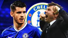 Conte bắt tay Morata: Lời đe dọa Mourinho và MU