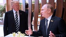 Điện Kremlin nói về cuộc gặp 'bí mật' Trump - Putin