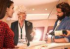 Mua một vé máy bay hạng nhất để ăn miễn phí cả năm