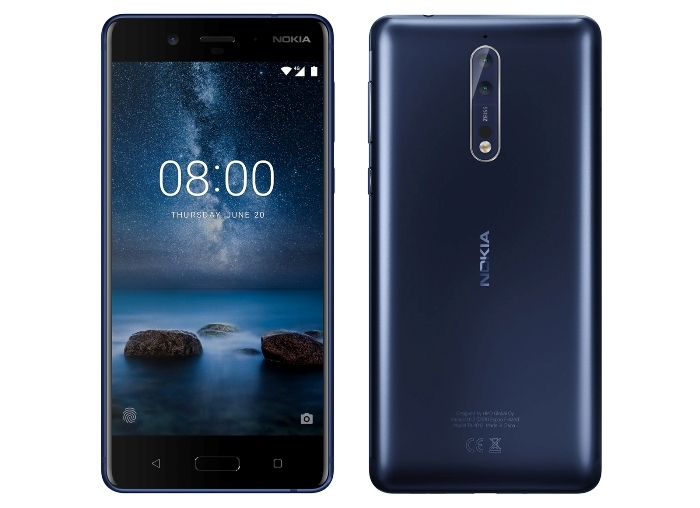 Nokia 8 với camera kép bất ngờ xuất hiện trên website Nokia