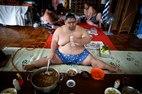 Thế giới bí mật của các võ sĩ sumo ưu tú ở Nhật