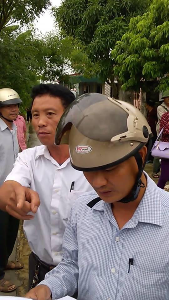 hung khí, cưỡng chế, cắt điện, Quỳnh Phụ, Thái Bình