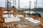 Kiến nghị tháo bỏ ngay 40 móng biệt thự trái phép ở Sơn Trà