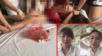 Cô gái được cho là bồ nhí trong vụ bà bầu đánh ghen xát muối ớt vào vùng kín tình địch bất ngờ lên tiếng