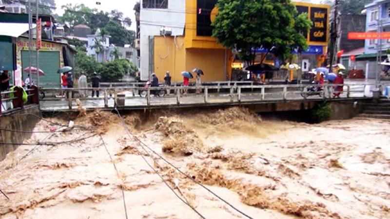 mưa lũ, lũ, Hà Giang