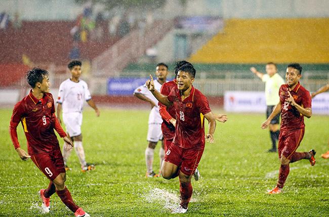 U22 Việt Nam, HLV Hữu Thắng, Công Phượng, vòng loại U23 châu Á