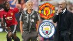 Trực tiếp MU vs Man City: Lukaku và Rashford đá chính