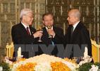 Quốc vương Campuchia ca ngợi mối quan hệ tốt đẹp với Việt Nam