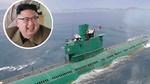 Tàu ngầm Triều Tiên hoạt động bất thường