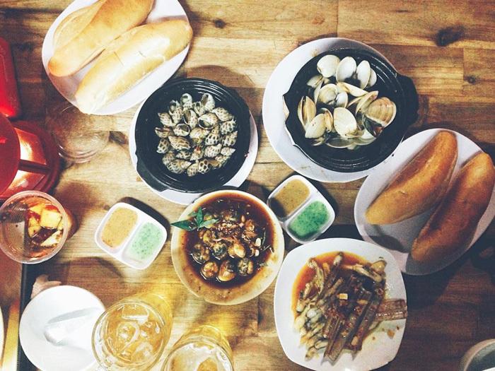 5 quán ốc Hà Nội luôn đông khách ở Hà Nội