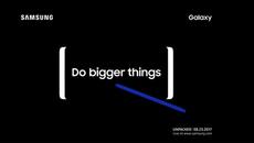 Samsung ấn định ngày ra mắt Galaxy Note 8