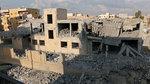 Cảnh tượng rợn người ở thủ phủ của IS