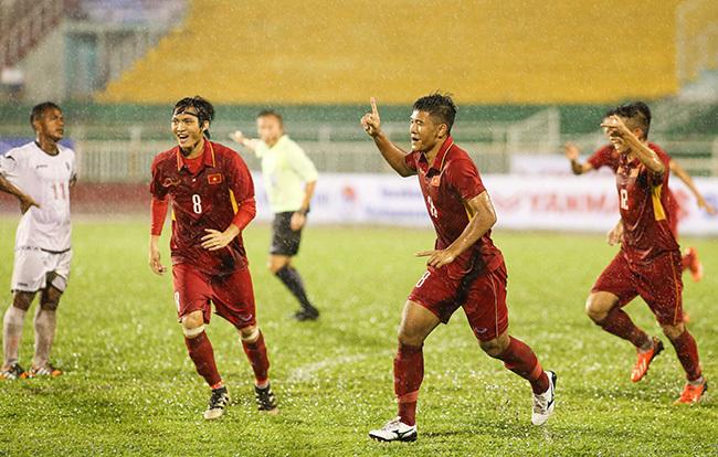 Kết quả vòng loại U23 châu Á hôm nay
